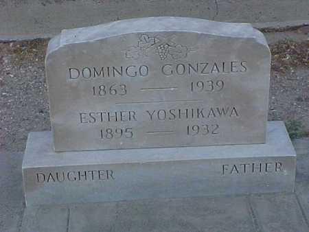 YOSHIKAWA, ESTHER - Gila County, Arizona | ESTHER YOSHIKAWA - Arizona Gravestone Photos