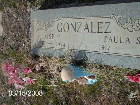 GONZALEZ, JOSE - Gila County, Arizona | JOSE GONZALEZ - Arizona Gravestone Photos