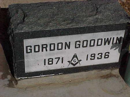 GOODWIN, GORDON - Gila County, Arizona | GORDON GOODWIN - Arizona Gravestone Photos