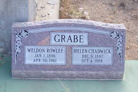 GRABE, HELEN - Gila County, Arizona   HELEN GRABE - Arizona Gravestone Photos