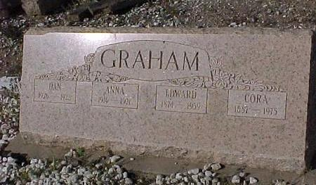 GRAHAM, DANIEL - Gila County, Arizona | DANIEL GRAHAM - Arizona Gravestone Photos