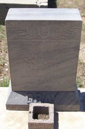 LEWIS GRAY, EVA M. - Gila County, Arizona | EVA M. LEWIS GRAY - Arizona Gravestone Photos