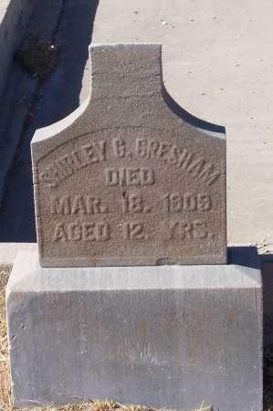 GRESHAM, SHIRLEY G. - Gila County, Arizona | SHIRLEY G. GRESHAM - Arizona Gravestone Photos