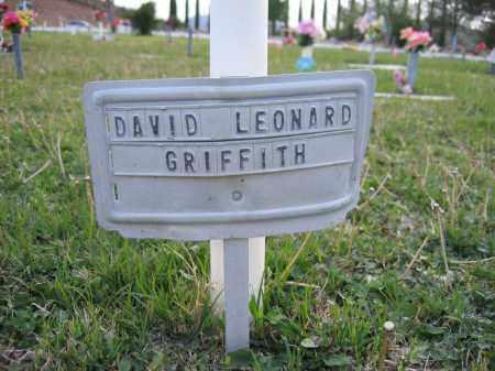 GRIFFITH, DAVID - Gila County, Arizona   DAVID GRIFFITH - Arizona Gravestone Photos