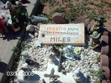 GRINDER, TRISTEN - Gila County, Arizona | TRISTEN GRINDER - Arizona Gravestone Photos