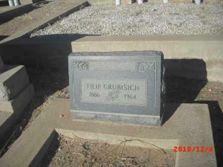 GRUBISICH, FILIP - Gila County, Arizona   FILIP GRUBISICH - Arizona Gravestone Photos