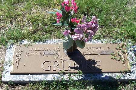 GRUMKE, BETHEL B. - Gila County, Arizona | BETHEL B. GRUMKE - Arizona Gravestone Photos