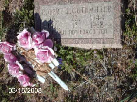 GUTHMILLER, ROBERT - Gila County, Arizona | ROBERT GUTHMILLER - Arizona Gravestone Photos