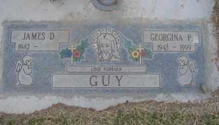 GUY, GEORGIANA P. - Gila County, Arizona | GEORGIANA P. GUY - Arizona Gravestone Photos