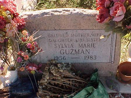 GUZMAN, SYLVIA MARIE - Gila County, Arizona | SYLVIA MARIE GUZMAN - Arizona Gravestone Photos