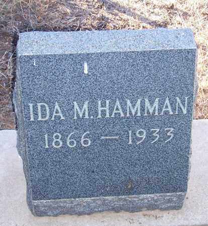 HOUSEMAN HAMMAN, IDA MAY - Gila County, Arizona | IDA MAY HOUSEMAN HAMMAN - Arizona Gravestone Photos