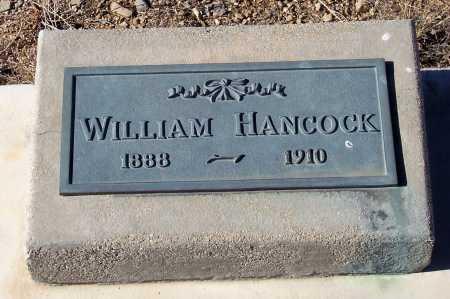 HANCOCK, WILLIAM - Gila County, Arizona | WILLIAM HANCOCK - Arizona Gravestone Photos