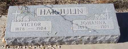 HARJULIN, JOHANNA - Gila County, Arizona | JOHANNA HARJULIN - Arizona Gravestone Photos