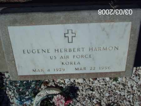 HARMON, EUGENE - Gila County, Arizona | EUGENE HARMON - Arizona Gravestone Photos