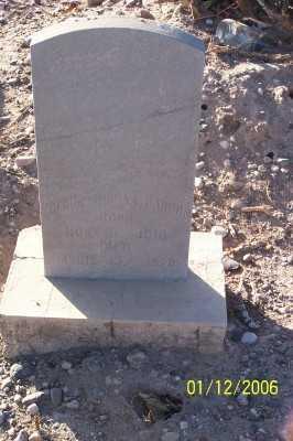 HARMON, WILBUR THOMAS - Gila County, Arizona   WILBUR THOMAS HARMON - Arizona Gravestone Photos