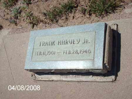 HARVEY, FRANK JR. - Gila County, Arizona | FRANK JR. HARVEY - Arizona Gravestone Photos