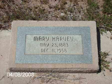HARVEY, MARY - Gila County, Arizona   MARY HARVEY - Arizona Gravestone Photos
