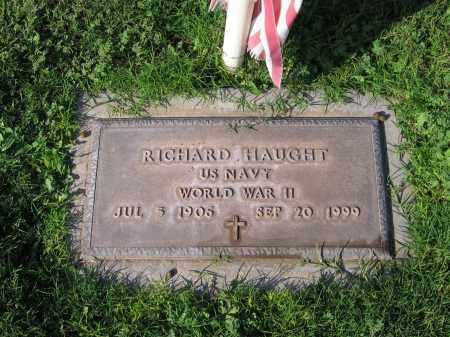 HAUGHT, RICHARD - Gila County, Arizona   RICHARD HAUGHT - Arizona Gravestone Photos