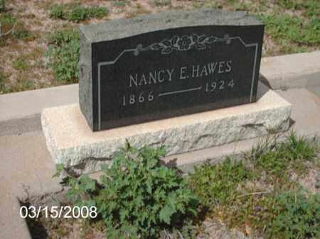 HAWES, NANCY - Gila County, Arizona | NANCY HAWES - Arizona Gravestone Photos
