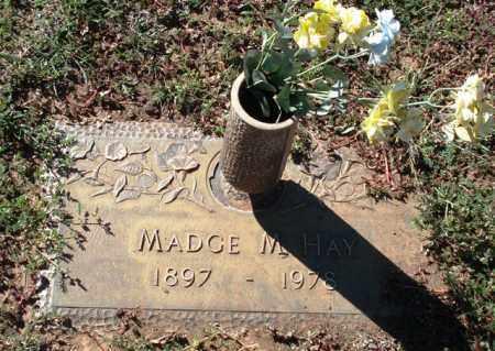 HAY, MADGE M. - Gila County, Arizona | MADGE M. HAY - Arizona Gravestone Photos