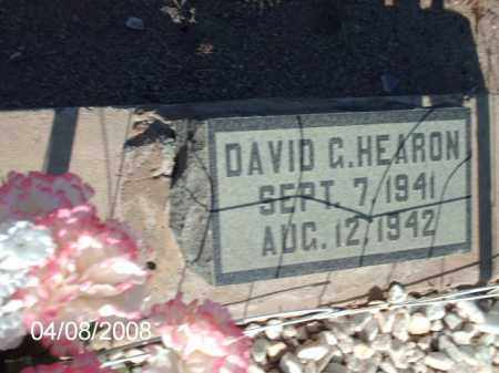 HEARON, DAVID G. - Gila County, Arizona | DAVID G. HEARON - Arizona Gravestone Photos