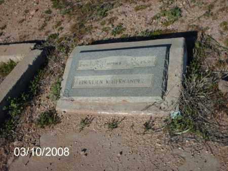 HERNANDEZ, EDUVLIEN - Gila County, Arizona   EDUVLIEN HERNANDEZ - Arizona Gravestone Photos