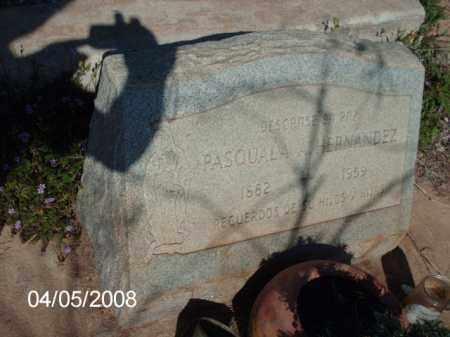 HERNANDEZ, PASQUALA A. - Gila County, Arizona   PASQUALA A. HERNANDEZ - Arizona Gravestone Photos