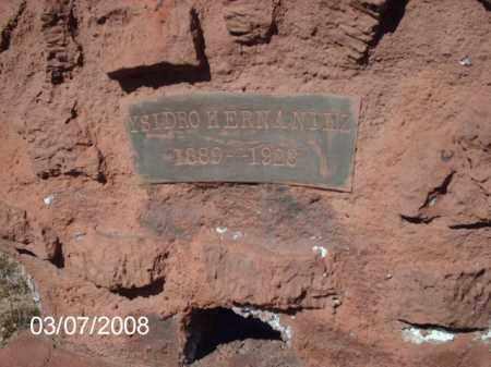 HERNANDEZ, YSIDRO - Gila County, Arizona   YSIDRO HERNANDEZ - Arizona Gravestone Photos
