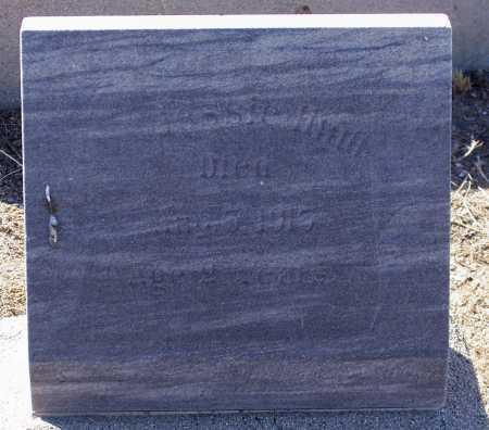 HIATT, JESSIE - Gila County, Arizona | JESSIE HIATT - Arizona Gravestone Photos