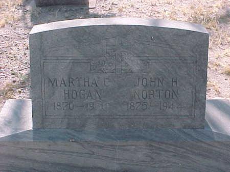 HOGAN, MARTHA C. - Gila County, Arizona | MARTHA C. HOGAN - Arizona Gravestone Photos