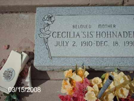 HOHNADEL, CECILIA - Gila County, Arizona | CECILIA HOHNADEL - Arizona Gravestone Photos