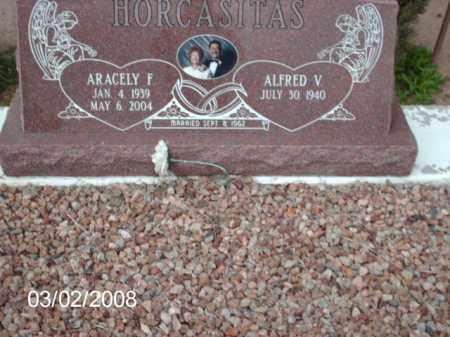 HORCASITAS, ALFRED - Gila County, Arizona | ALFRED HORCASITAS - Arizona Gravestone Photos