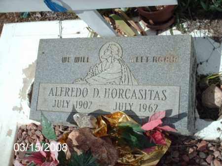 HORCASITAS, ALFREDO - Gila County, Arizona   ALFREDO HORCASITAS - Arizona Gravestone Photos