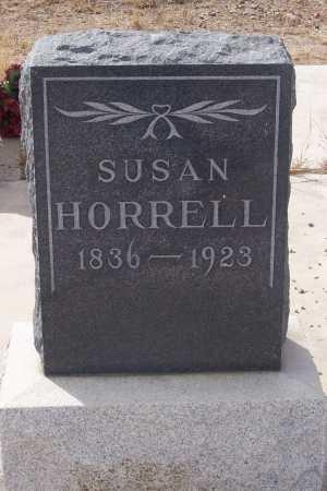 PROFFITT HORRELL, SUSAN - Gila County, Arizona | SUSAN PROFFITT HORRELL - Arizona Gravestone Photos