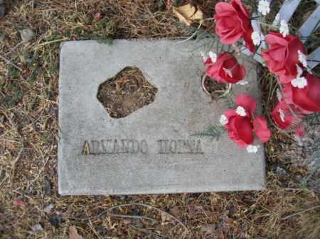 HORTA, ARMANDO - Gila County, Arizona | ARMANDO HORTA - Arizona Gravestone Photos