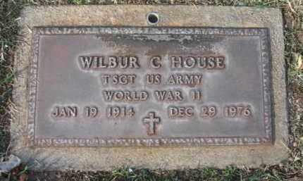 HOUSE, WILBUR C. - Gila County, Arizona | WILBUR C. HOUSE - Arizona Gravestone Photos