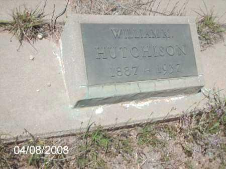 HUCHISON, WILLIAM - Gila County, Arizona | WILLIAM HUCHISON - Arizona Gravestone Photos