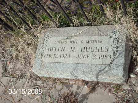 HUGHES, HELEN - Gila County, Arizona | HELEN HUGHES - Arizona Gravestone Photos