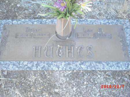 HUGHES, HUBERT - Gila County, Arizona | HUBERT HUGHES - Arizona Gravestone Photos