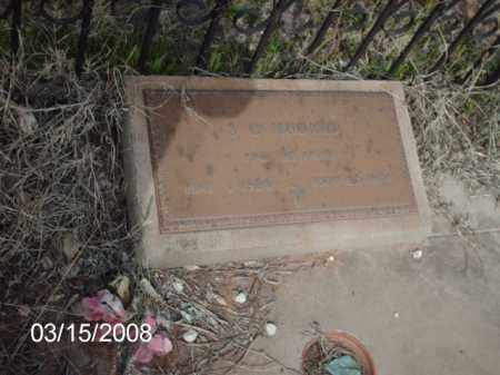 HUGHES, J C - Gila County, Arizona   J C HUGHES - Arizona Gravestone Photos