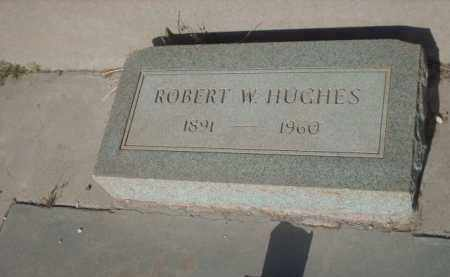 HUGHES, ROBERT W. - Gila County, Arizona   ROBERT W. HUGHES - Arizona Gravestone Photos