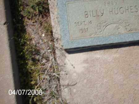 HUGHS, BILLY - Gila County, Arizona | BILLY HUGHS - Arizona Gravestone Photos