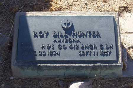 HUNTER, ROY BILL - Gila County, Arizona | ROY BILL HUNTER - Arizona Gravestone Photos