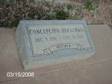 HERNANDEZ, CONCEPCION - Gila County, Arizona   CONCEPCION HERNANDEZ - Arizona Gravestone Photos