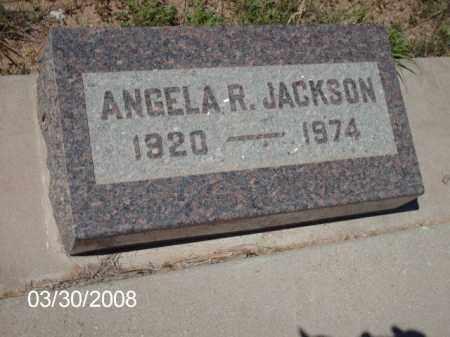 JACKSON, ANGELA - Gila County, Arizona | ANGELA JACKSON - Arizona Gravestone Photos