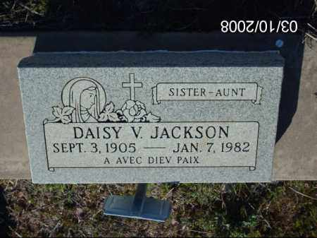 JACKSON, DAISY - Gila County, Arizona   DAISY JACKSON - Arizona Gravestone Photos