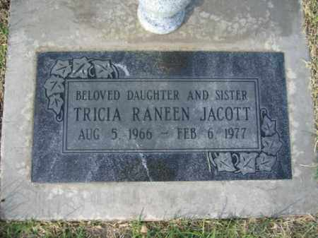 JACOTT, TRICIA RANEEN - Gila County, Arizona   TRICIA RANEEN JACOTT - Arizona Gravestone Photos