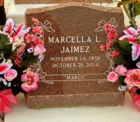 "LAGUNAS JAIMEZ, MARCELLA L. ""MARCY"" - Gila County, Arizona | MARCELLA L. ""MARCY"" LAGUNAS JAIMEZ - Arizona Gravestone Photos"