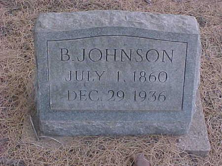 JOHNSON, BERGVIN - Gila County, Arizona   BERGVIN JOHNSON - Arizona Gravestone Photos