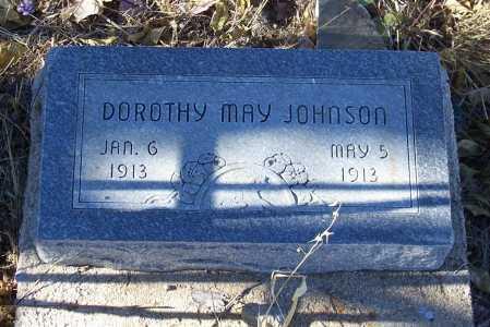 JOHNSON, DOROTHY MAY - Gila County, Arizona   DOROTHY MAY JOHNSON - Arizona Gravestone Photos